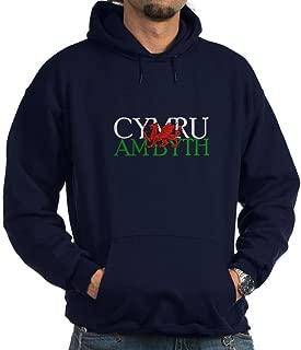 Cymru Am Byth Hoodie (Dark) Sweatshirt