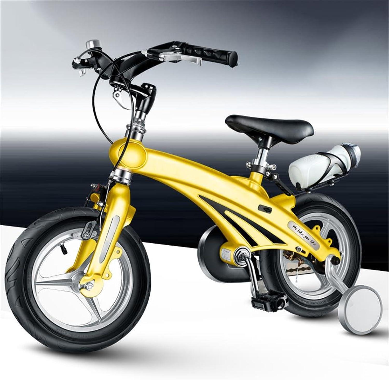 de moda Bike Bike Bike Bicicletas para Niños 12 14 16 Pulgadas bebé Bicicleta de Montaña Regalo Manillar Foldable Creativo Moda Lindo  venta al por mayor barato