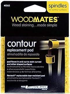 Mr. Long Arm Mr. LongArm 0365 Woodmates Contour Stain Applicator Replacement Pad, 0365