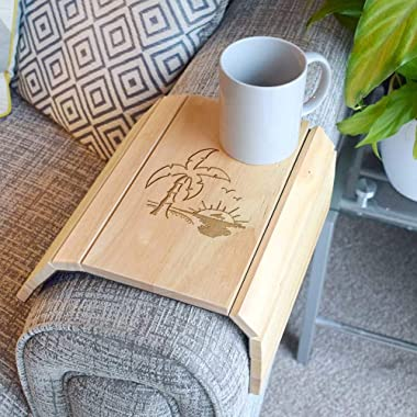 'Desert Island' Sofa Tray/Serving Table (SF00001318)