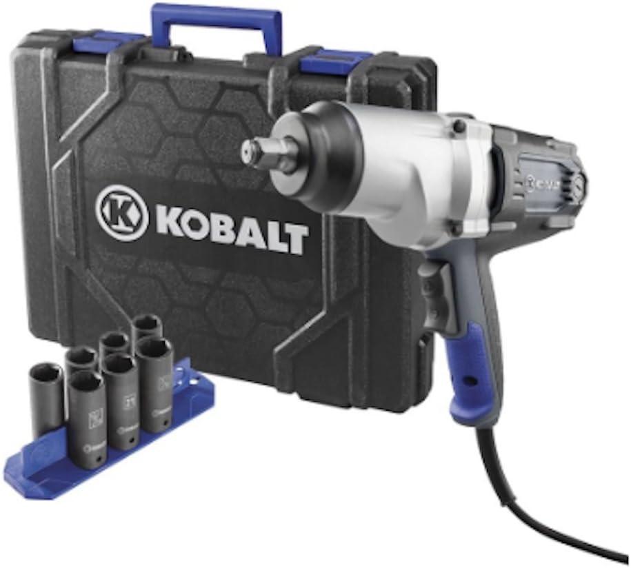 Kobalt 6904 Impact Electric Wrench, 120-Volt