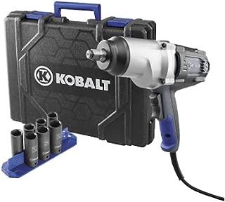 """Kobalt 6904 120-Volt 1/2"""" Corded Impact Wrench"""