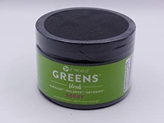 It Works! Greens, 4.5 oz, Berry by It Works