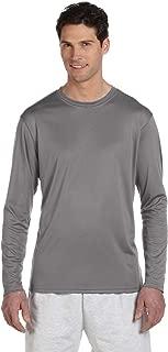 Champion Mens 4 Oz. Double Dry Perf Long-Sleeve T-Shirt (CW26)