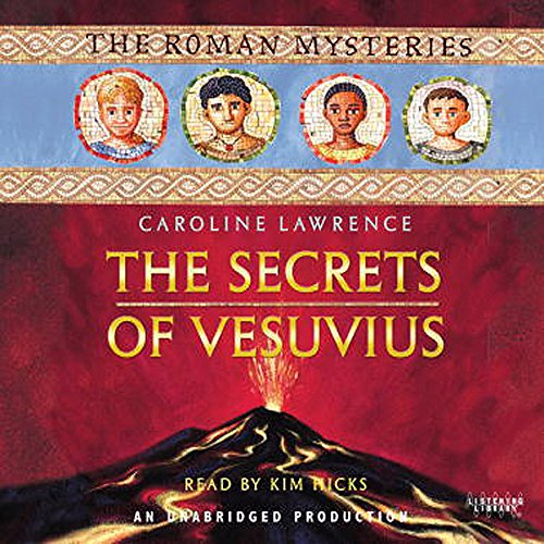 The Secrets of Vesuvius audiobook cover art
