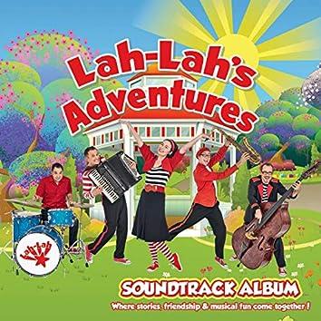Lah-Lah's Adventures Soundtrack Album
