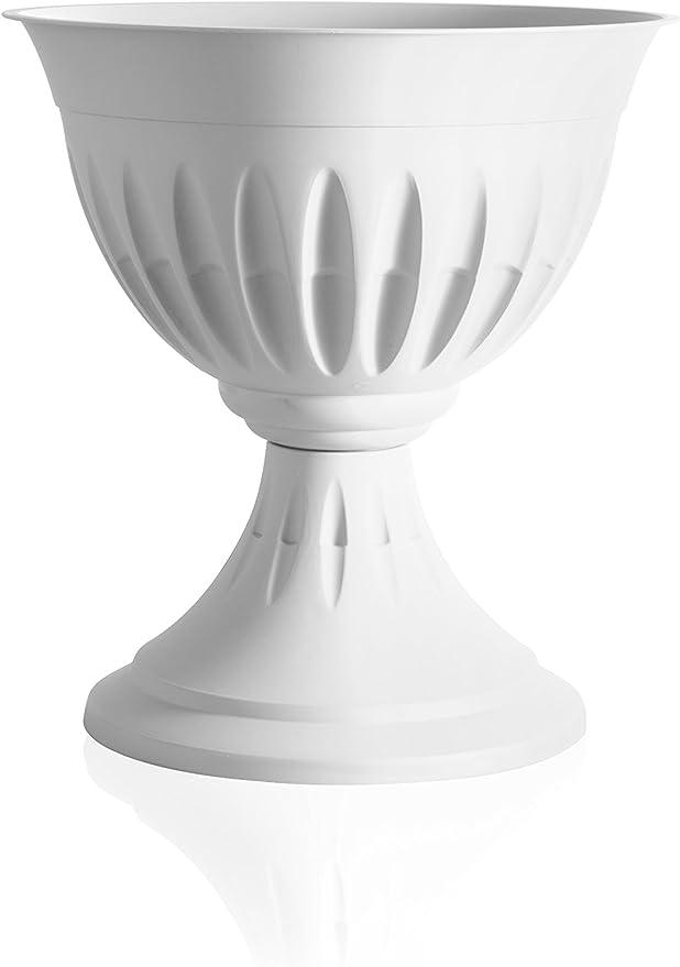 Grey 25 cm fiore Bama alba Cup 30/x 43/x 46/cm