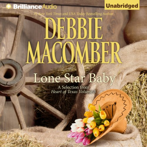 Lone Star Baby audiobook cover art