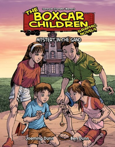 18: Mystery in the Sand (Boxcar Children Graphic Novels Set 3) (The Boxcar Children Graphic Novels Set 3)