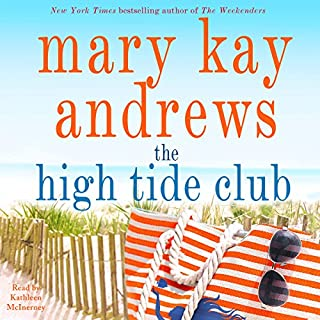 The High Tide Club audiobook cover art