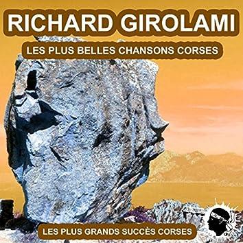 Les plus belles chansons Corses (Les plus grands succès Corses)