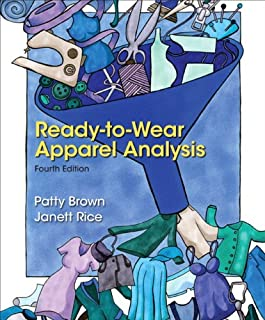 Ready-to-Wear Apparel Analysis (4th Edition) (Fashion Series)