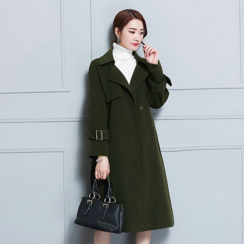 DEED Women's CoatIt Coat Suit Collar Coat