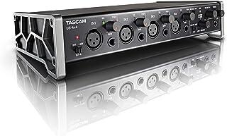 Tascam US-4x4 – Interfaz audio/MIDI USB (4 entradas, 4 salidas)