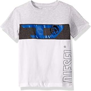 Diesel Kids' Short Sleeve T-Shirt
