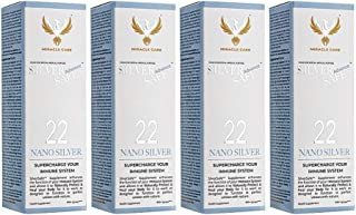 Miracle Care's SilverSafe Immune Booster Combo - 1 of 8 | 4 x Advance 22