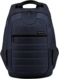 Promate Zest Multifunction Backpack for Laptops with Multiple storage for Laptops upto 15.4 Inch - Blue