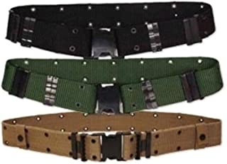 Mil-Spec 2 Wide Pistol Belt