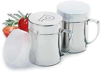 Norpro NOR-763 S/S Salt/Pepper Shaker Set