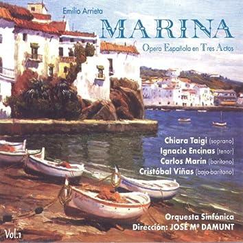 Marina: Opera Española en Tres Actos Vol.1