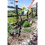 """Power Planter 100% USA Made 3""""x24"""" Extended Length Bulb & Bedding Plant Auger w/ 3/8"""" Hex Drive 11 100% MADE IN THE USA, with USA sourced materials. Made by family farmers for over 30 years for your garden *Patent Pending Design* Non-Slip hex drive"""