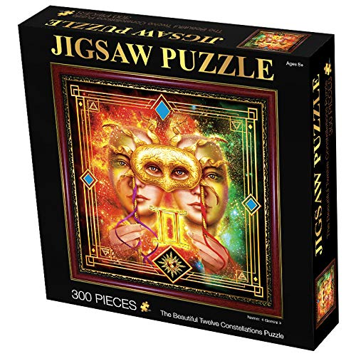 storefront Zwölf Sternbilder Gemini 300-Teiliges Puzzlespiel Kreatives