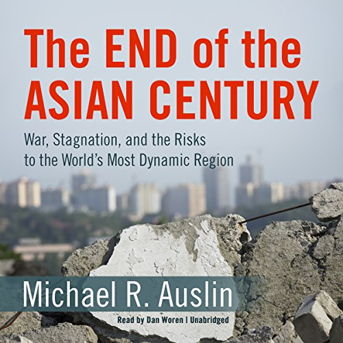 The End of the Asian Century cover art