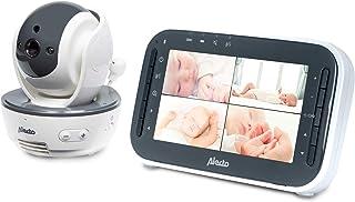 Alecto Dvm-200 Babyphone/DVM-200, Wit, 20.9 X 20.2 X 11.4 Cm