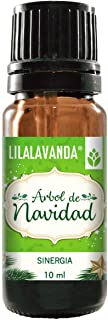 LilaLavanda *Edición Limitada* Árbol de Navidad - Mezcla de aceites esenciales 100% puros para aromatizar tu Navidad - 10 ml