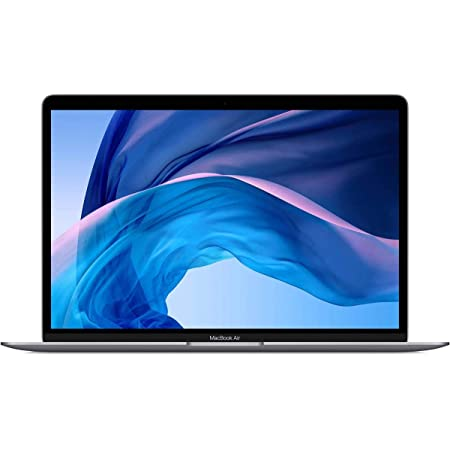 """Apple MacBook Air 13.3"""" with Retina Display, 1.1GHz Quad-Core Intel Core i5, 16GB Memory, 256GB SSD, Space Gray (Early 2020)"""
