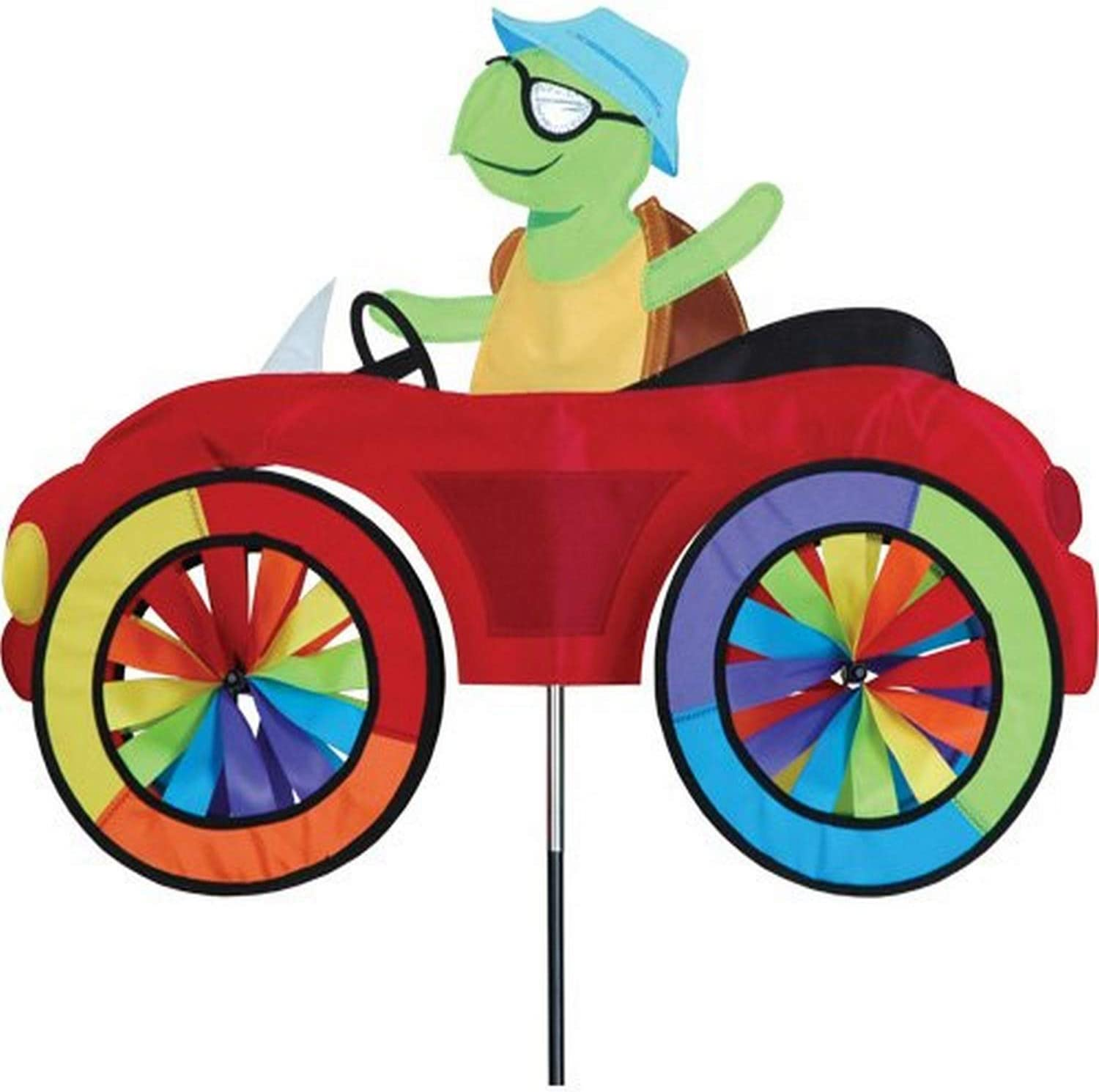 Premier 26754 Car Spinner New York Mall Industry No. 1 Turtle 25 by 18-3 4-Inch