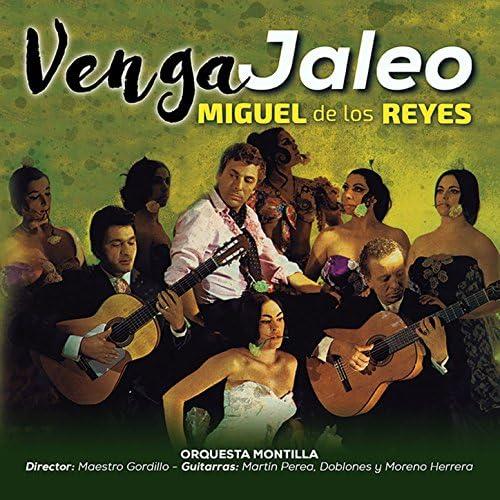 Miguel de los Reyes feat. Orquesta Montilla, Mtro. Gordillo, Martín Perea, Doblones & Moreno Herrera
