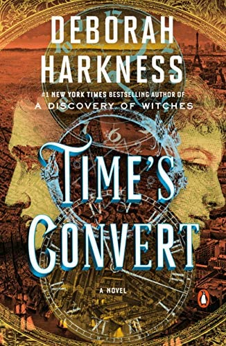 Time s Convert A Novel All Souls Series product image