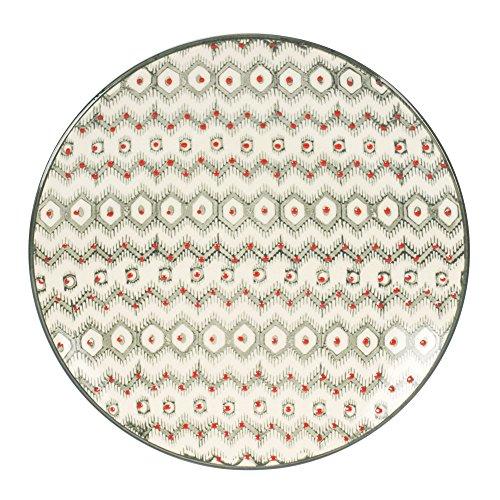 Table Passion - Assiette à dessert santa fé gris 20 cm