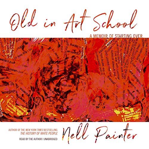 Old in Art School audiobook cover art