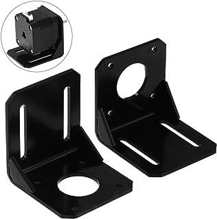 Usongshine Nema 23 Stepper Motor Mounting Bracket for 57 Stepper Motor/DIY CNC Fixed Seat (Pack of 2)