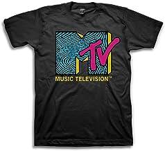 MTV 90s Classic Shows Shirt - Mens Logo Shirt - I Want My