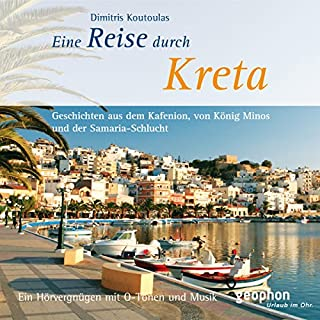 Eine Reise durch Kreta Titelbild