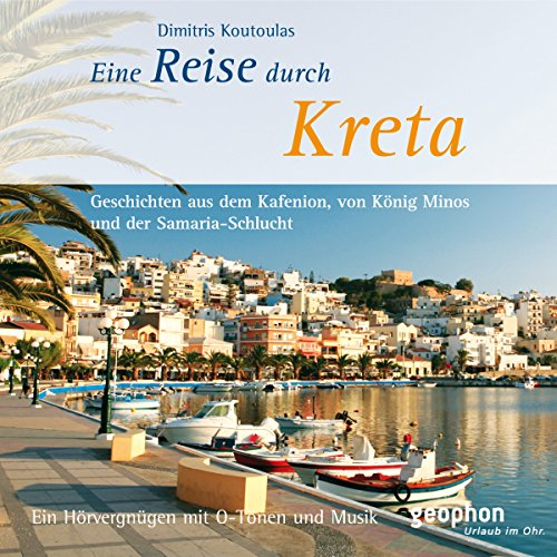 Eine Reise durch Kreta audiobook cover art