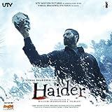 Haider - 2014 Bollywood Music Audio CD / Vishal Bhardwaj / Shahid Kapur by Vishal Bhardwaj, Vishal Dadlani, Sukhwinder Singh, Arijit Singh, Suresh Wadkar, (2014-01-01?