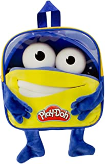 Play Dough DARP-CPDO090 Play-Doh Boy's BackBundle Pack with 12 Creative Accessories, Blue/Yellow