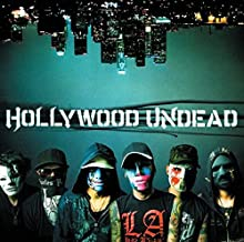 hollywood undead swan songs vinyl