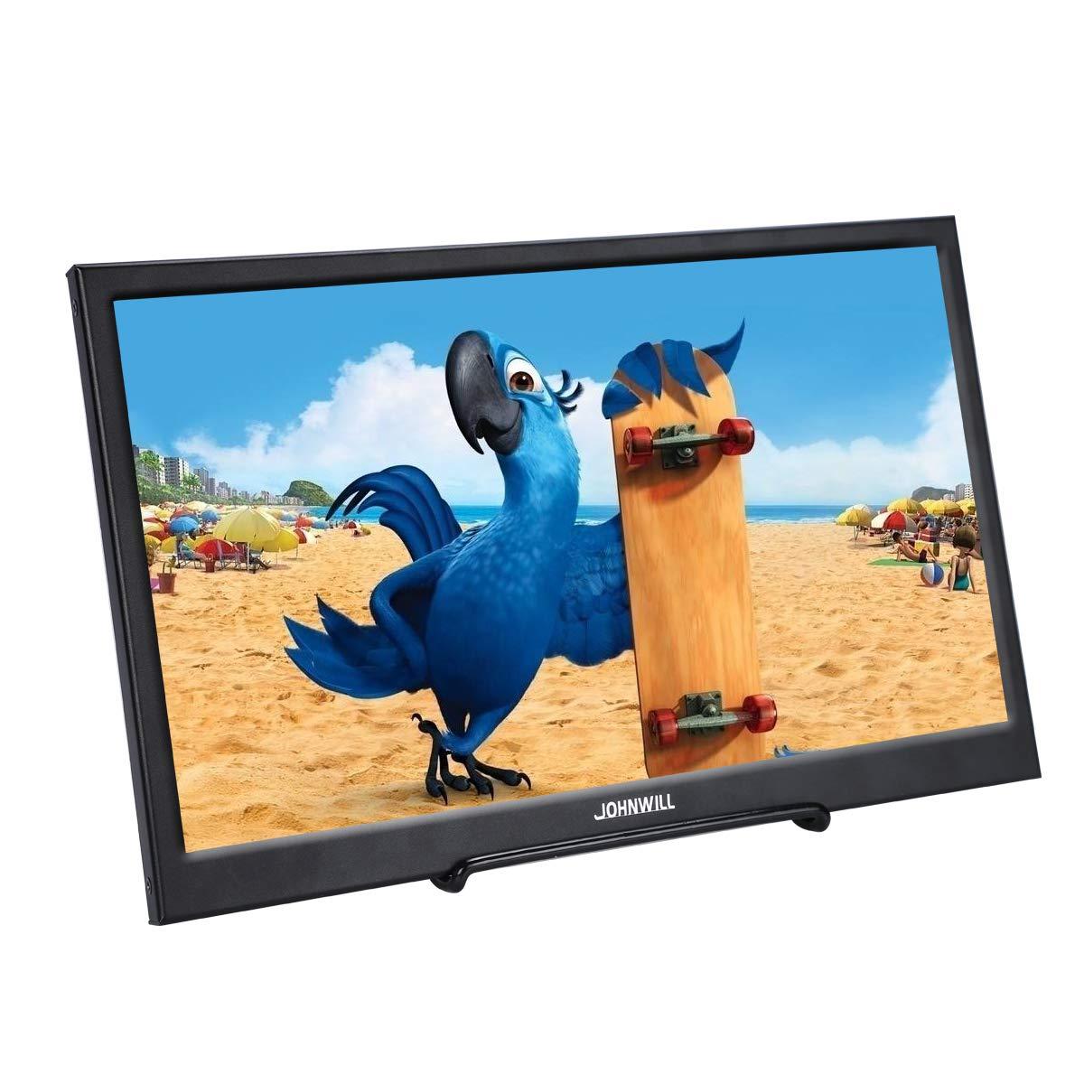 JOHNWILL Monitor portátil IPS Pantalla Full HD 1920 x 1080 Monitor ...