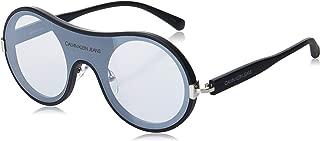 Calvin Klein Jeans Unisex Sunglasses Round CKJ CONSTRUCT