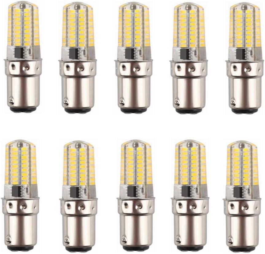 safety Light Bulbs BA15D Bayonet Base LED 3W 220V Milwaukee Mall - Ha 30W