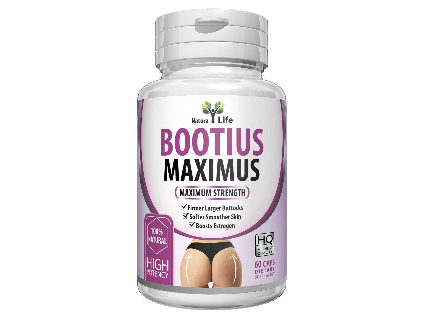 BOOTIUS Maximus Enhancement Enlargement Capsules
