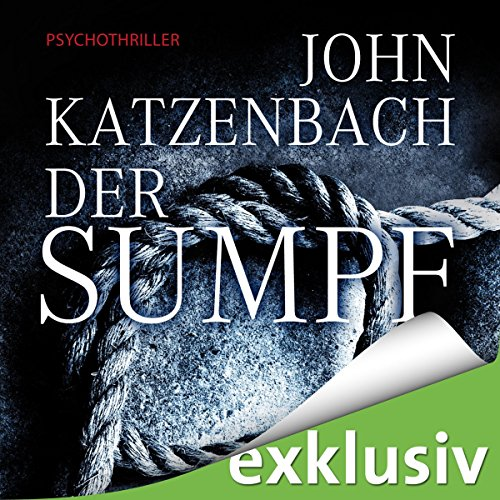 Der Sumpf audiobook cover art