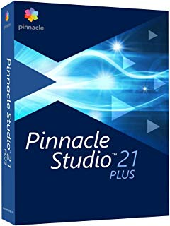 Pinnacle Studio 21 Plus Video Editing Suite for PC (Old Version)
