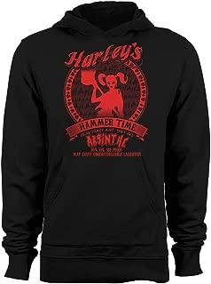 GEEK TEEZ Harley's Hammer Time Absinthe Women's Hoodie
