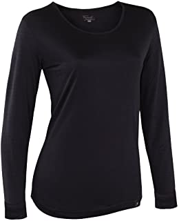 Women's Thermasilk Scoop-Neck Top